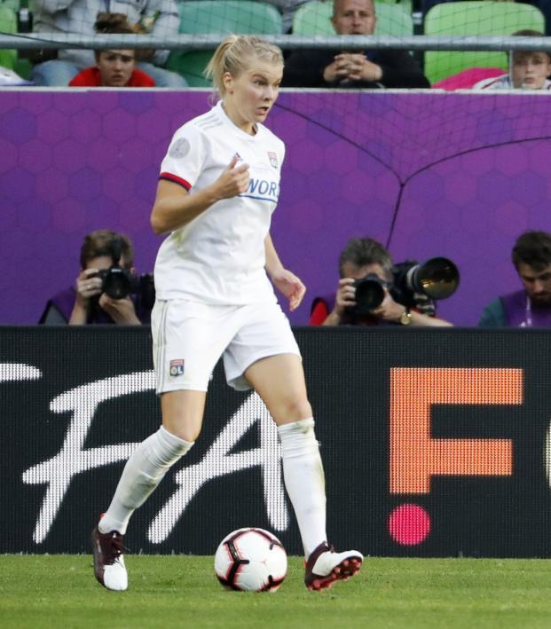 Women's Champions League Final 2019