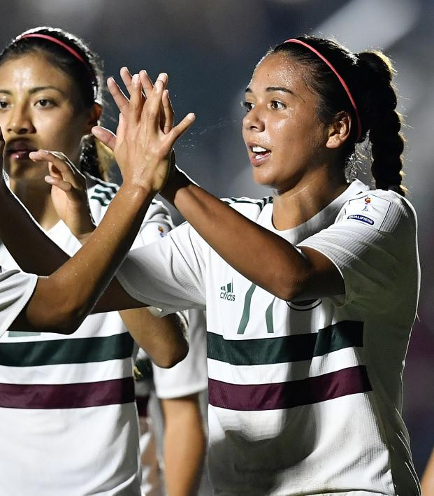 Mexico Women's National Team History