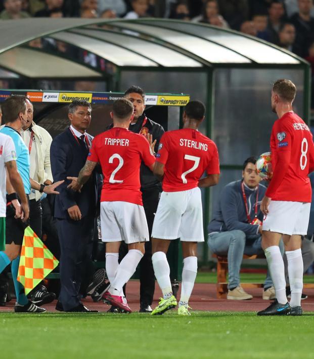 UEFA on Bulgaria racism