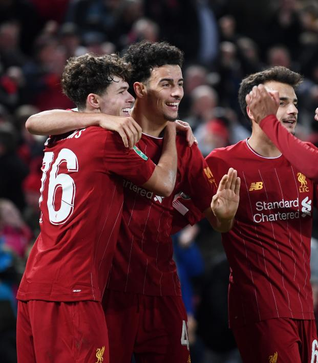 Liverpool vs Arsenal Highlights Carabao Cup October 2019