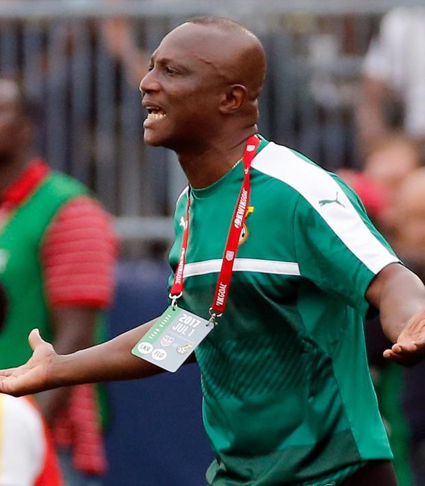 Ghana National Team Coach