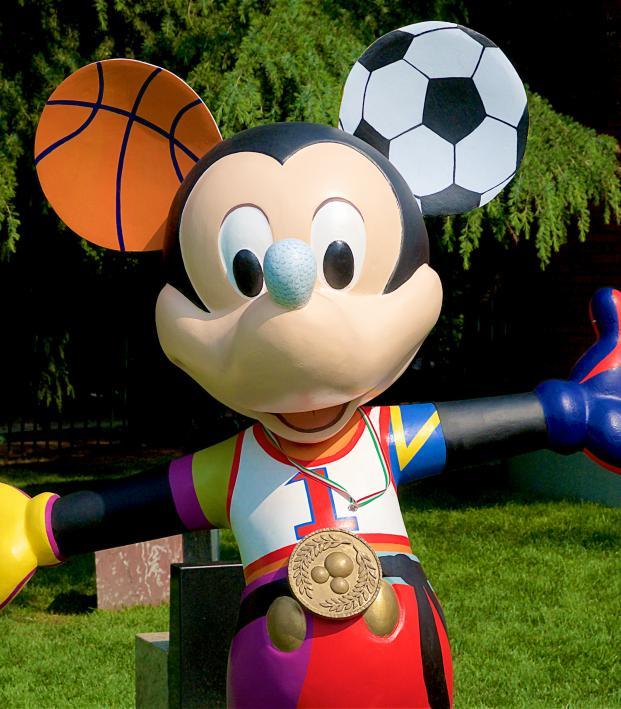 Disney Soccer