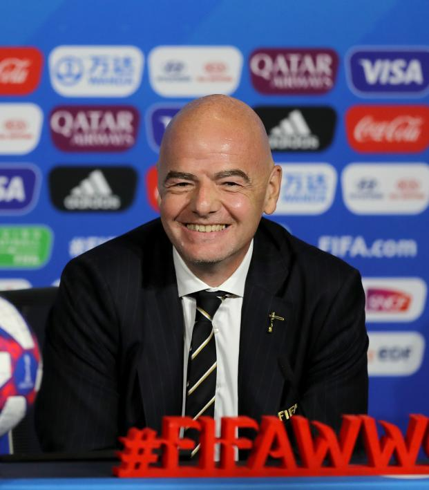 FIFA Football Marshall Plan