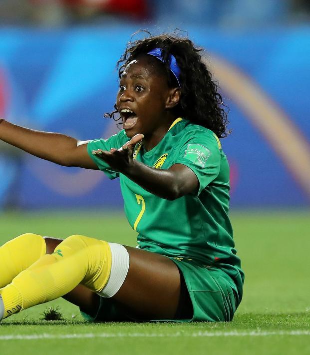 Women's Soccer Pay