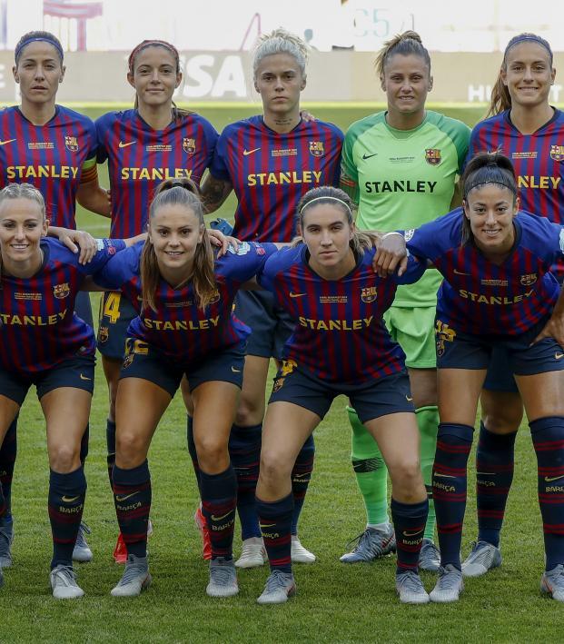Spanish Women's Soccer