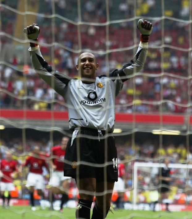 Tim Howard had one of the best seasons of any American in Europe