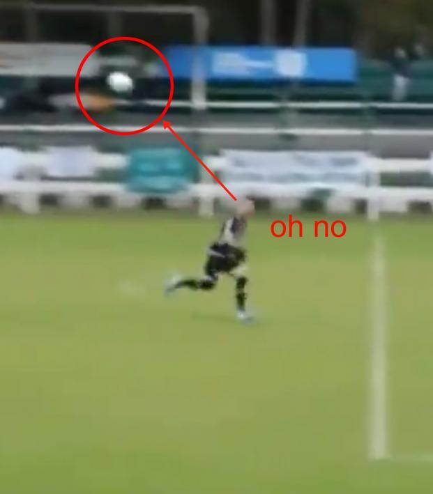 Worst Own Goal Ever
