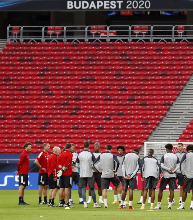 UEFA Super Cup Fans