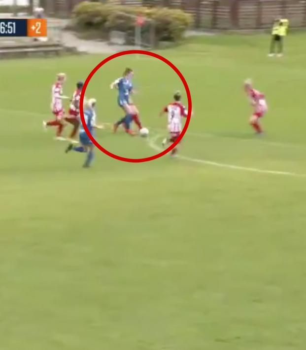 CeCe Kizer Goal