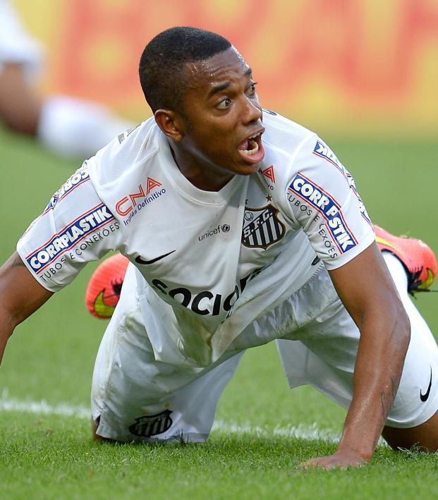 Robinho Santos Contract