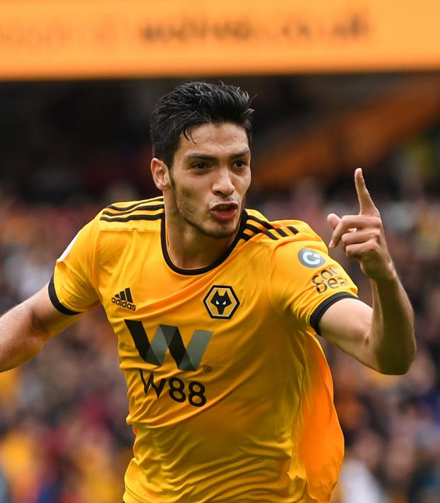 Raul Jimenez Wolves highlights