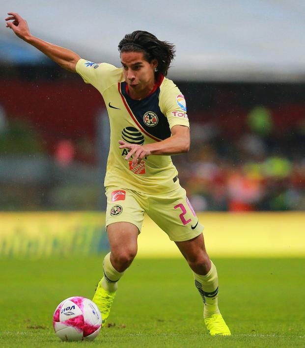 Diego Lainez vs Tijuana