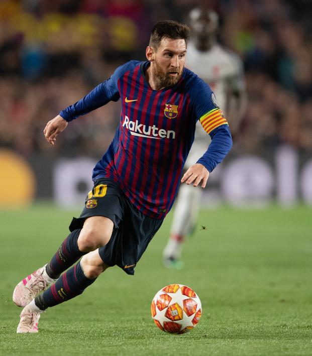 Lionel Messi Net Worth 2019
