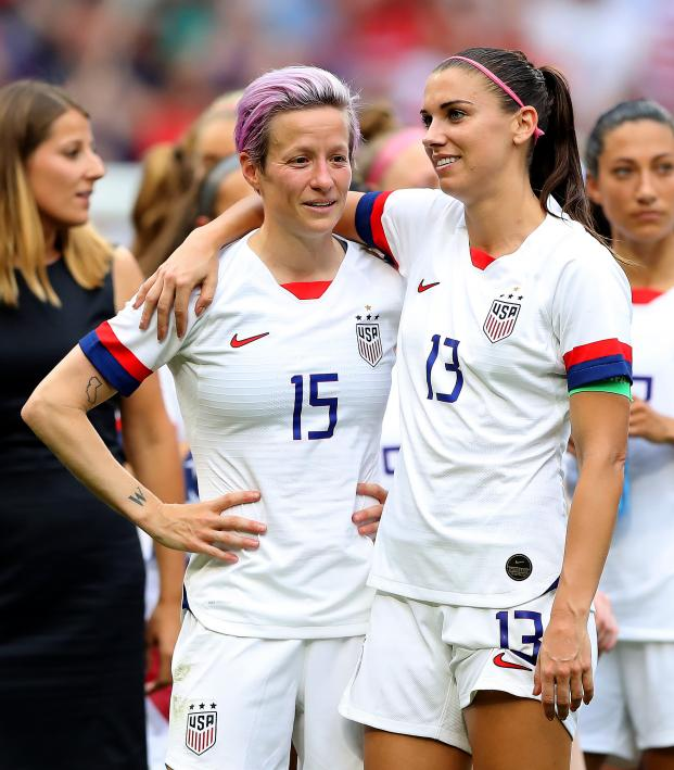 USWNT lawsuit dismissed