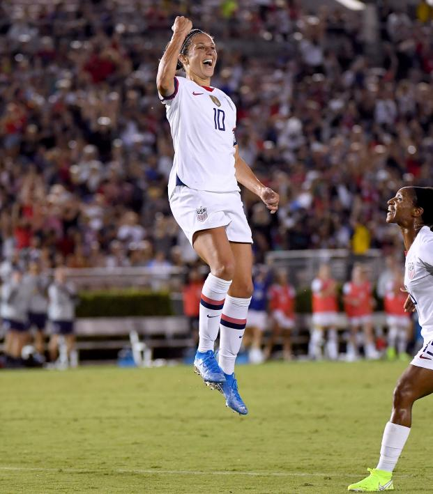 USWNT Victory Tour highlights