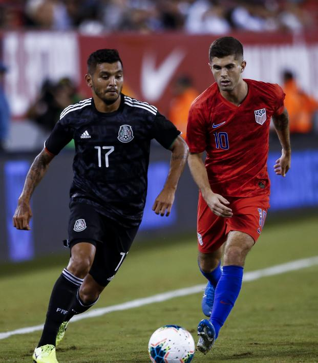 CONCACAF World Cup qualifying schedule 2021