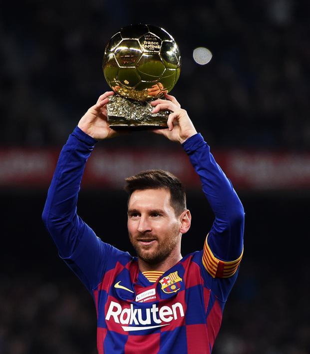 2020 Ballon d'Or Cancelled