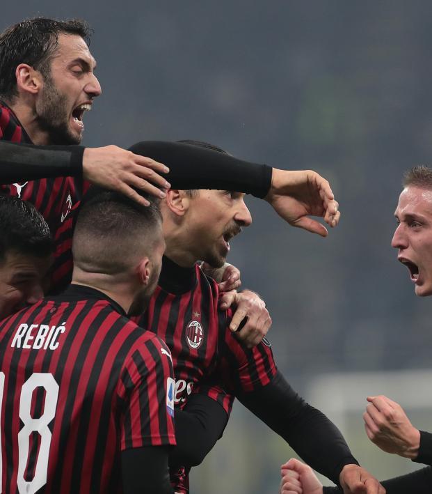 Milan vs Inter highlights