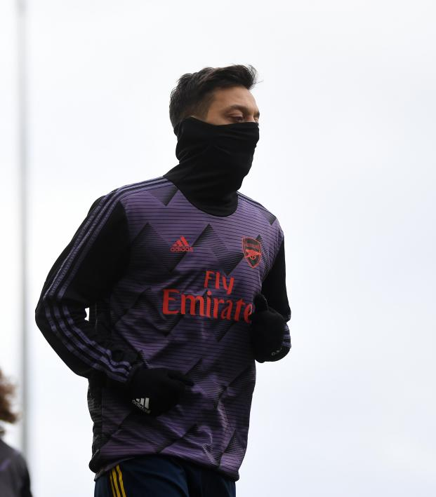 Mesut Ozil Arsenal blogger