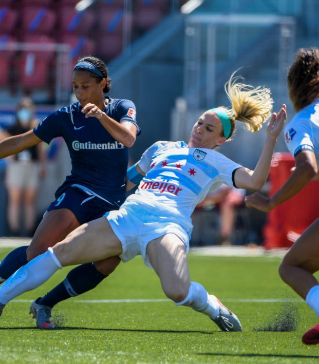 NC Courage vs Chicago Red Stars