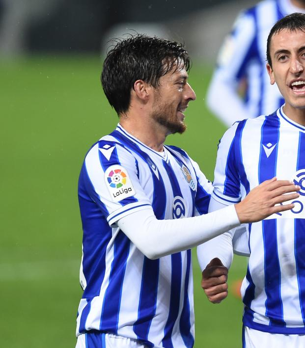 David Silva Real Sociedad