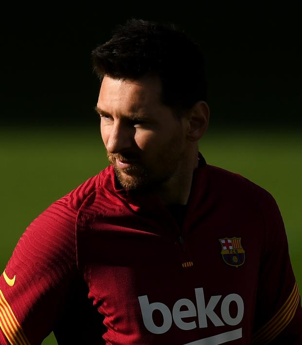 Lionel Messi transfer