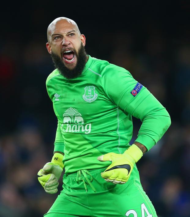 best goalkeeper goals