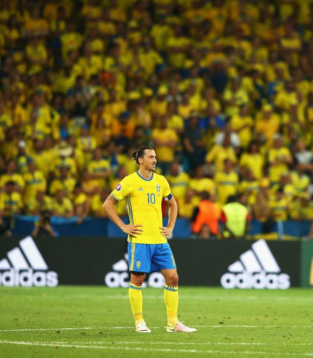 Zlatan Ibrahimovic Sweden