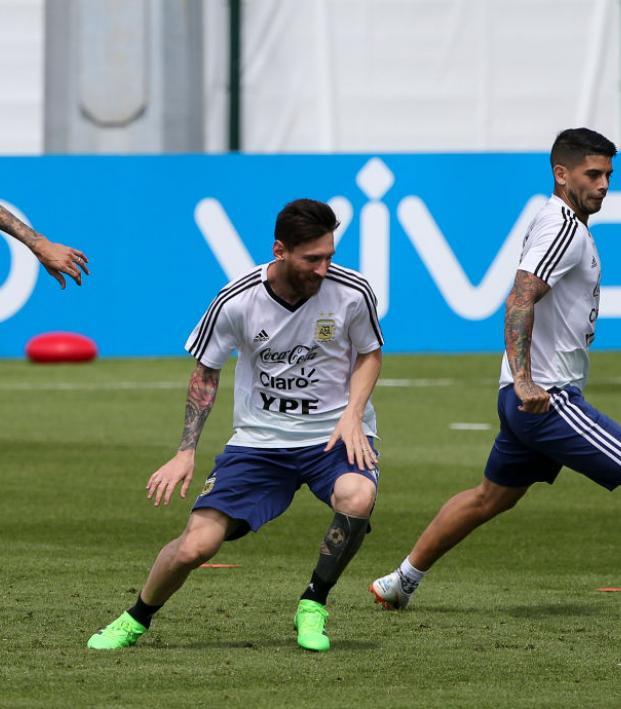 Lionel Messi age
