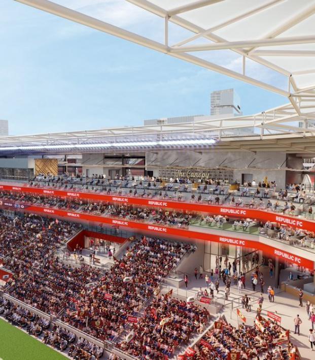 Sacramento soccer stadium