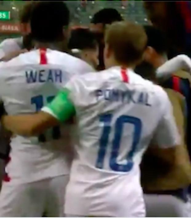 USA U-20 World Cup highlights