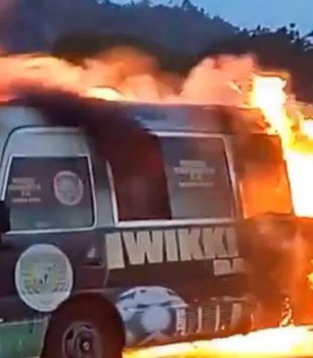 Wikki Tourists bus explosion
