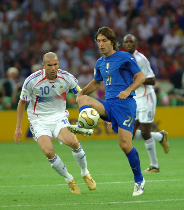 Andrea Pirlo testimonial highlights