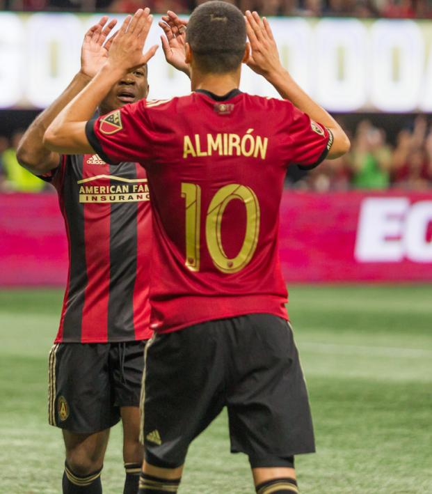 Top selling MLS jerseys 2018