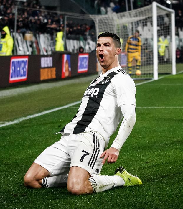 Cristiano Ronaldo salary 2019