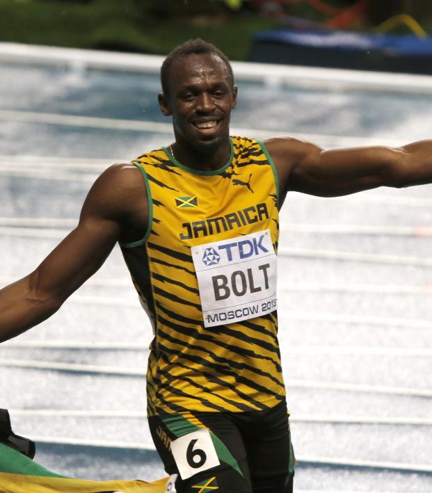 Usain Bolt football