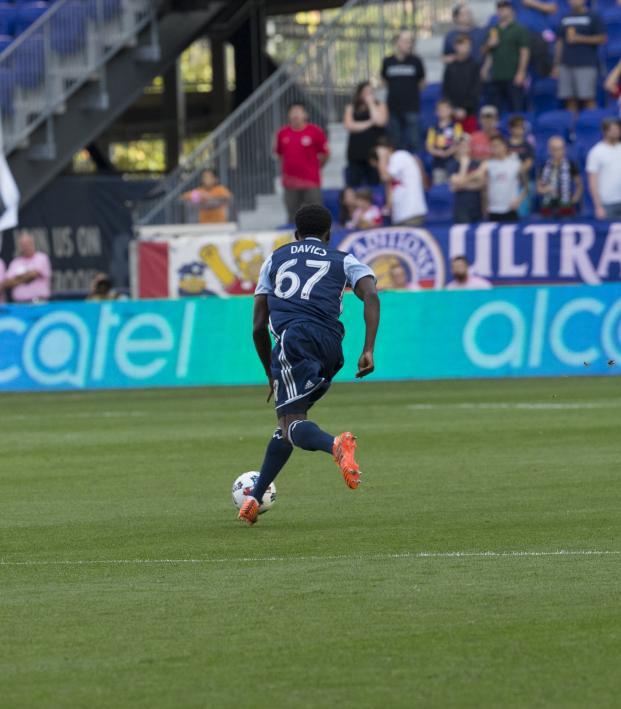 Alphonso Davies MLS Highlights vs Minnesota United