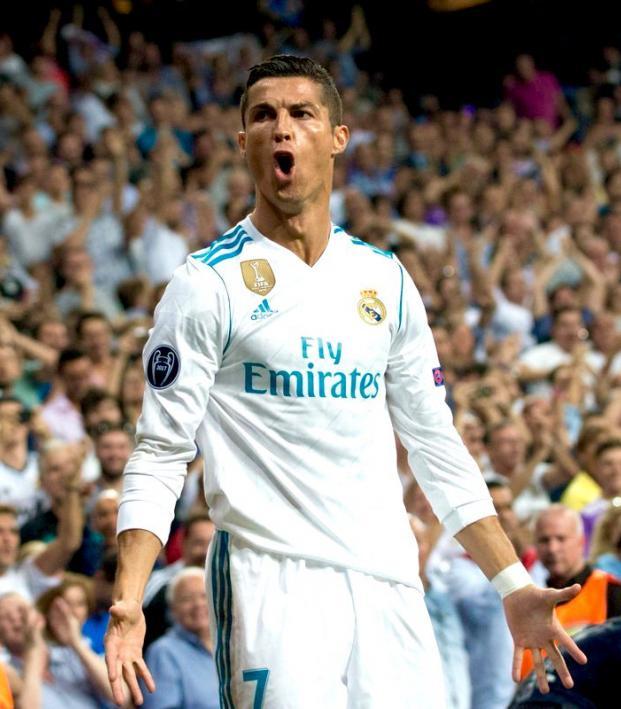 Most photogenic footballers: Cristiano Ronaldo