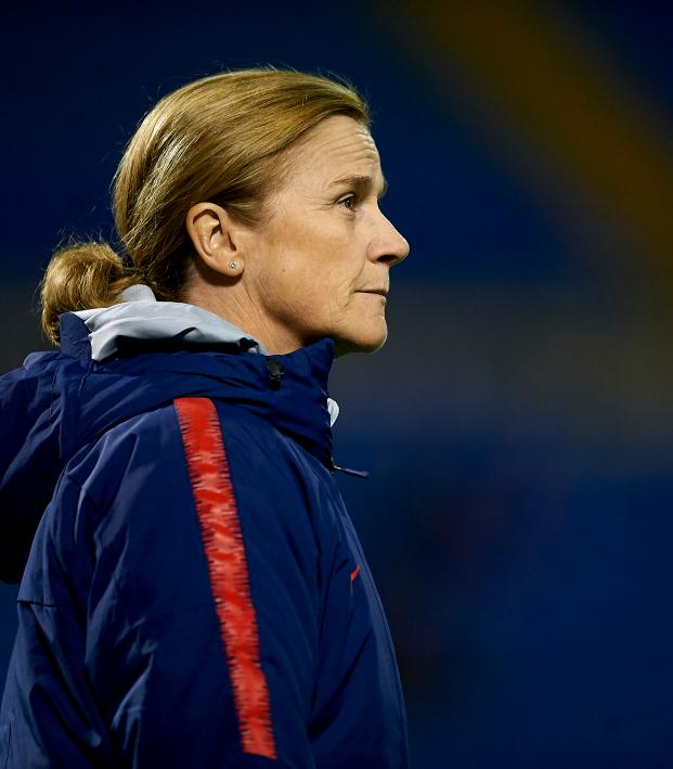 Jill Ellis On What She Learned From The 2015 World Cup