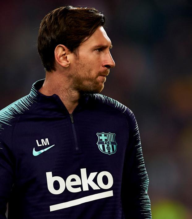 Happy Halloween Lionel Messi