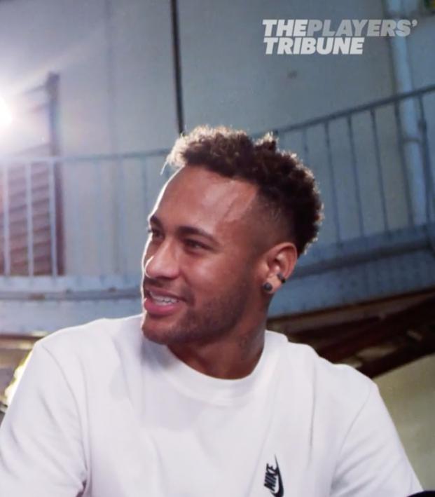 Neymar and Steph Curry