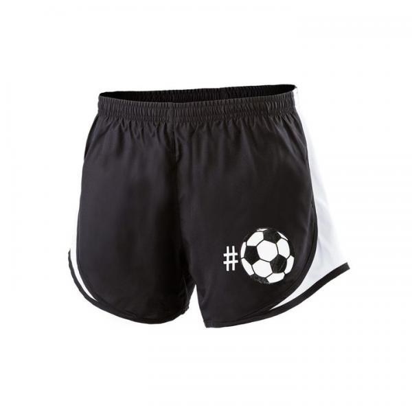 #Soccer Women's Performance Shorts