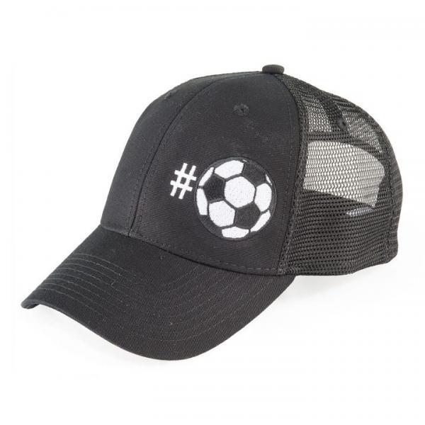 #Soccer Unisex Hat