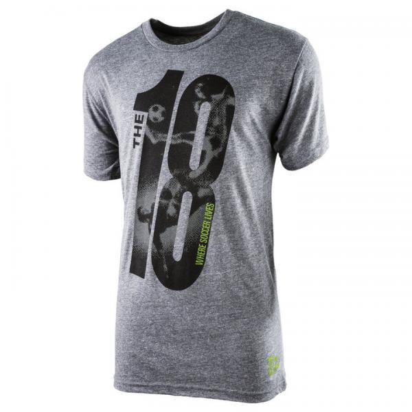 The18 Large Logo Men's T-Shirt