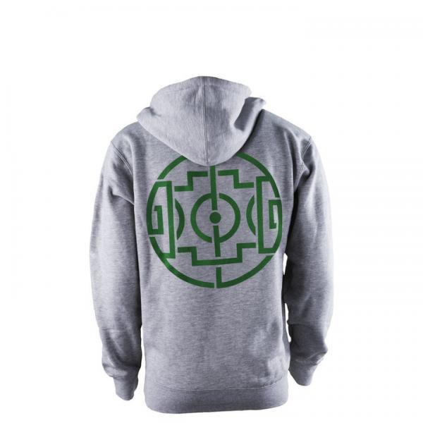 Celtic Field Zip Hoodie