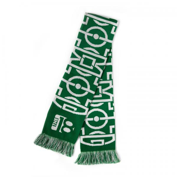 Celtic Field Scarf