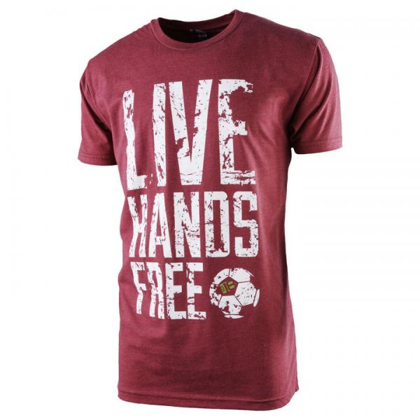The18 Live Hands Free Men's Shirt