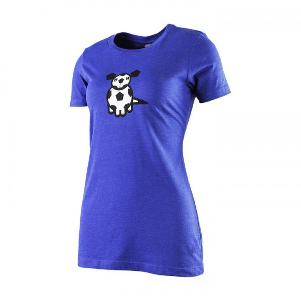 Soccer Dog Women's T-Shirt