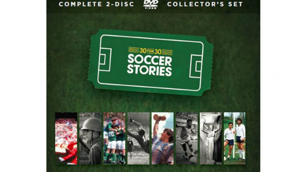 Best Soccer Gifts: 30 For 30 Soccer Stories