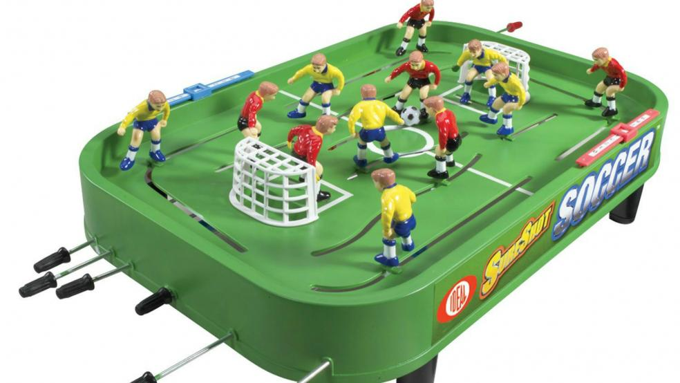 Best Soccer Gifts: Ideal Sure Shot Soccer Tabletop Game